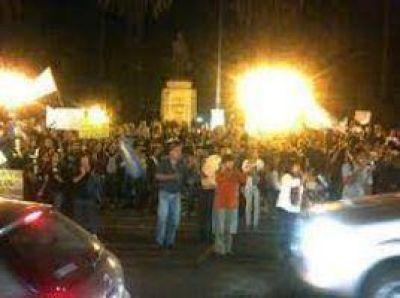 La convocatoria por el 8A no logró contagiarse tampoco en Salta