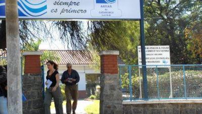 Se renovó el directorio de Aguas de Catamarca