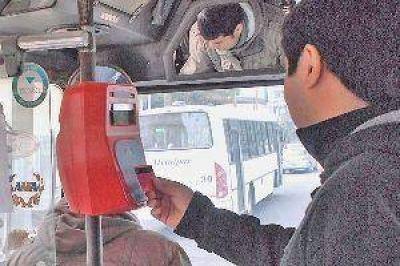 Hasta fin de mes se aplicará el boleto electrónico en todas las líneas de transporte de pasajeros