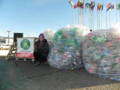 Este sábado recolectarán envases PET para su reciclado
