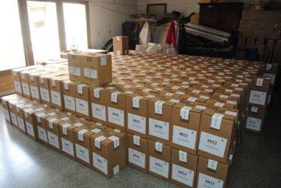 M�s de 117 mil nicole�os se expresan ma�ana en las urnas: hoy comienza el operativo