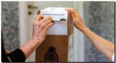 Postulantes que no pueden votarse a si mismos