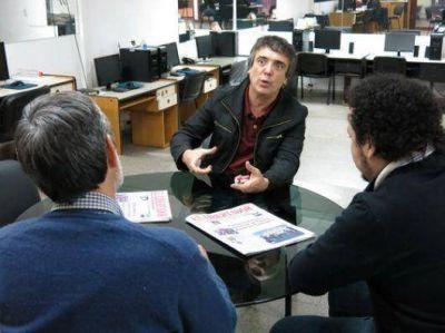 """Nito Artaza: """"Hay que terminar con un modelo solamente extractivo"""""""