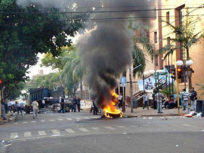 Municipales en huelga: intervendrán el directorio del Soemp