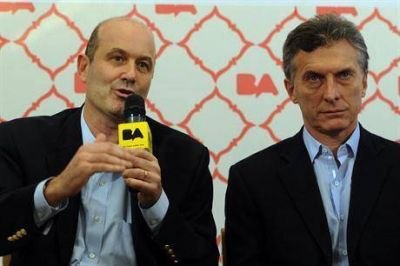 Macri va por un triunfo que lo proyecte en 2015