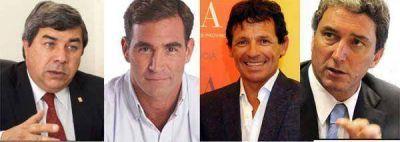 Los candidatos seccionales en la provincia de Buenos Aires