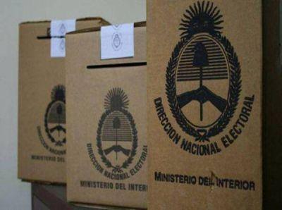 PASO: Un 15% más que en 2011 fueguinos conforman el 0,4% del electorado nacional