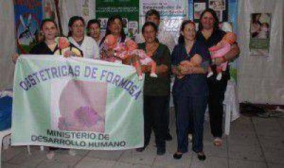 Cierre de la exitosa Semana de la Lactancia Materna