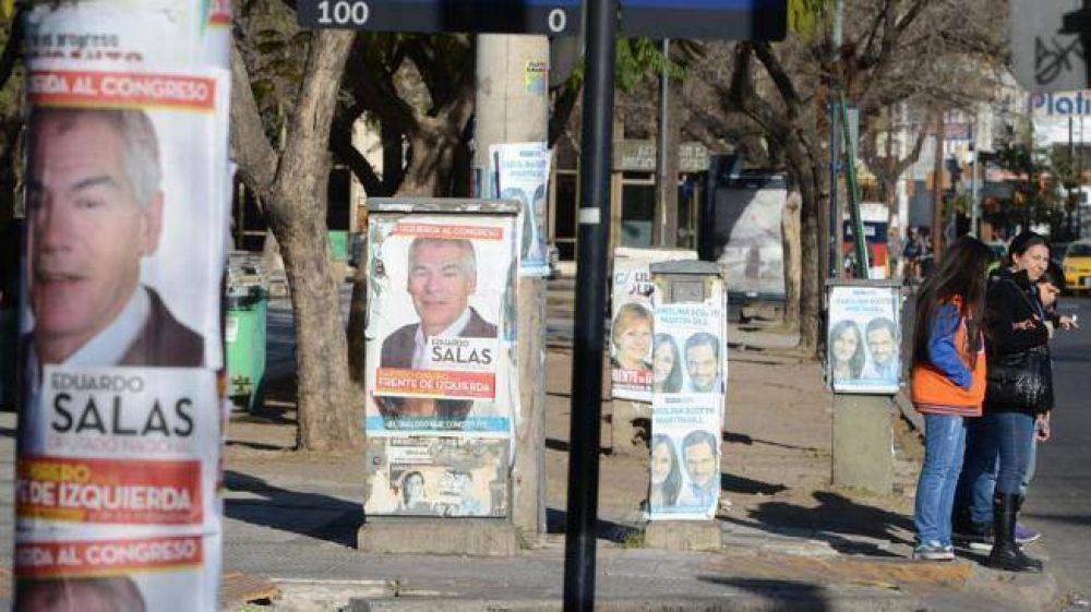 Córdoba: 16 boletas para elegir en las Paso