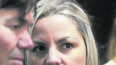 Carolina Píparo fue a visitar a la embarazada atacada en Berisso
