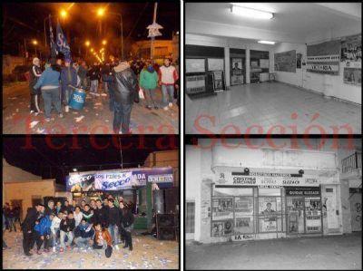 Las dos caras del oficialismo: festejos en Ensenada y tristeza en Berisso