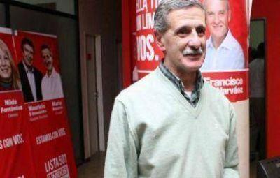 Mario Bracciale ya piensa en octubre y en captar el mayor caudal de votos