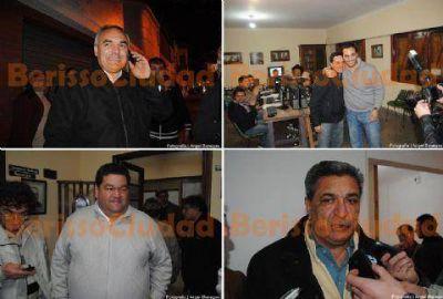 Berisso: Tras una reñida contienda Ángel Celi se proclamó ganador