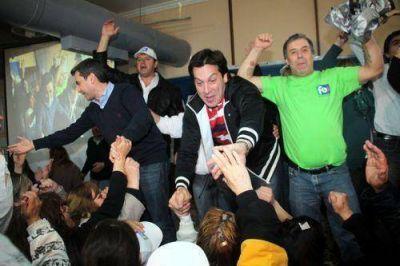 Unión con Fe alcanzó ayer una holgada victoria en las PASO