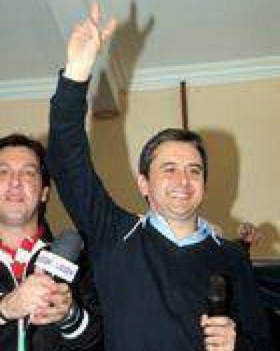 """Aued: """"El primer paso al municipio"""""""