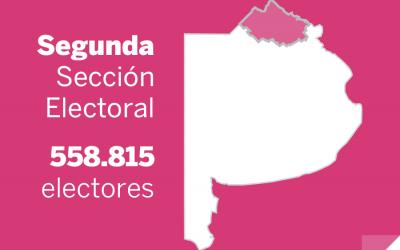 Elecciones Paso 2013: Resultados oficiales en la Segunda Sección electoral