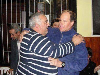 """Peteco: """"Hoy ganamos las internas y también le ganamos al oficialismo"""""""