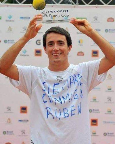 Agustín Velotti conquistó Río