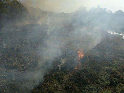 Persiste una gran cantidad de incendios