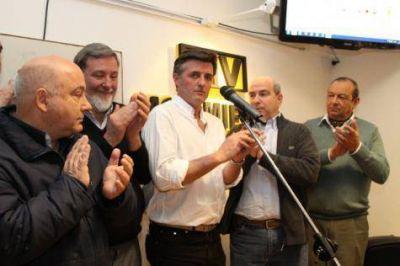 El MV, De Benedetto y Naveyra celebraron en las primarias