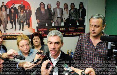 "Meoni celebró la victoria de su candidato y le ""pegó"" a Traverso"