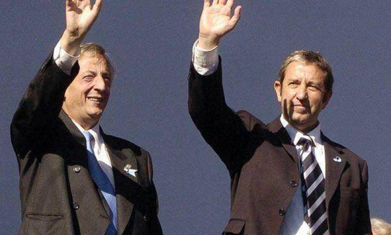 """Kirchner baj� el tono a la pelea con Cobos: """"Ya est�, pas�"""""""