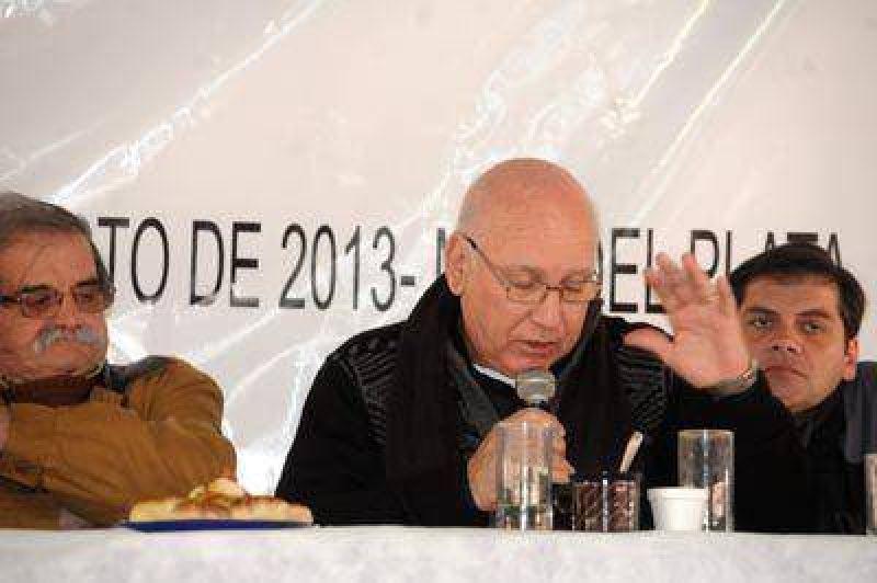 La Federación de Trabajadores municipales deliberó en Mar del Plata