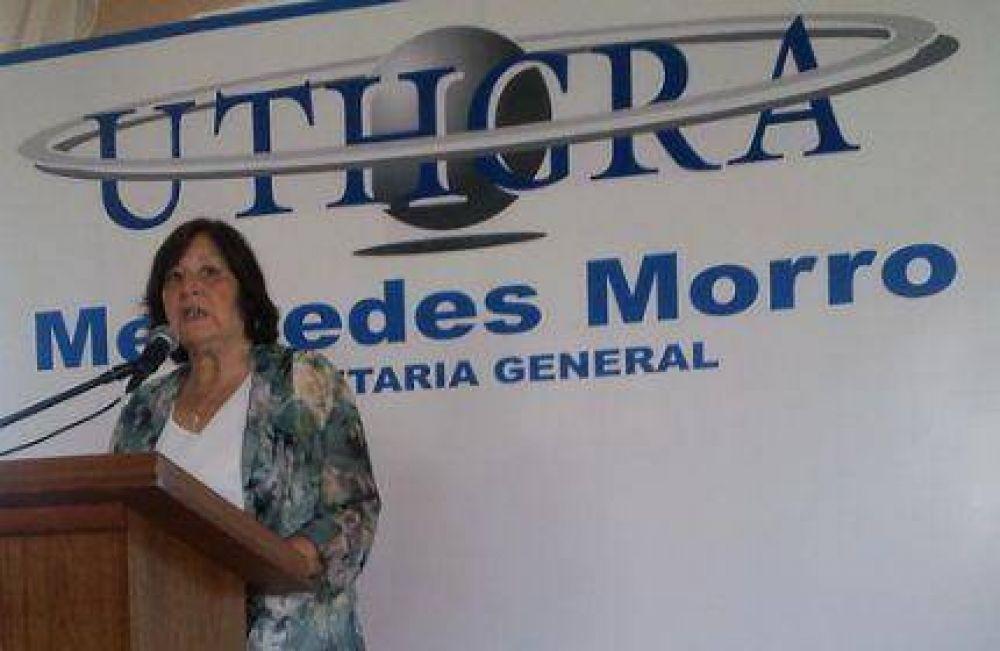 Mercedes Morro va por un nuevo período en Gastronómicos
