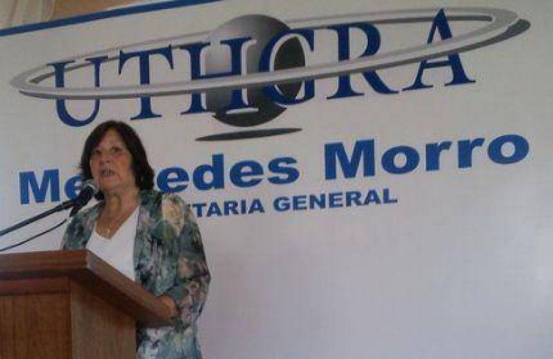 Mercedes Morro va por un nuevo per�odo en Gastron�micos