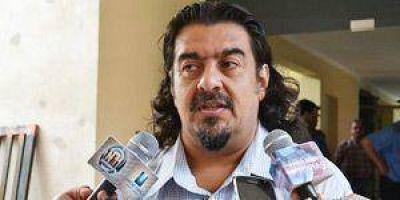 """González sobre Félix Díaz: """"Pidió diez años de mandato"""""""