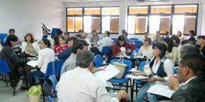 Hoy a partir de las 9, se realizará el primer Congreso Pedagógico Provincial