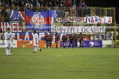 San Lorenzo ganó en Resistencia y pasó a las semifinales de la Copa Argentina