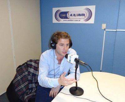 """San Fernando: Alex Campbell: """"Duplicamos los votos que obtuvimos en 2011"""""""