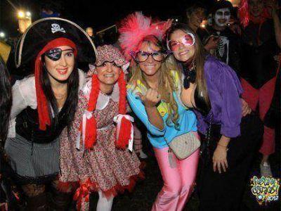 Dieron a conocer detalles de la Fiesta de Disfraces: Esperan 50.000 personas