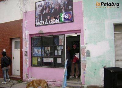 Partido Fe: agresión, gritos y hasta amenaza de muerte previo a las PASO