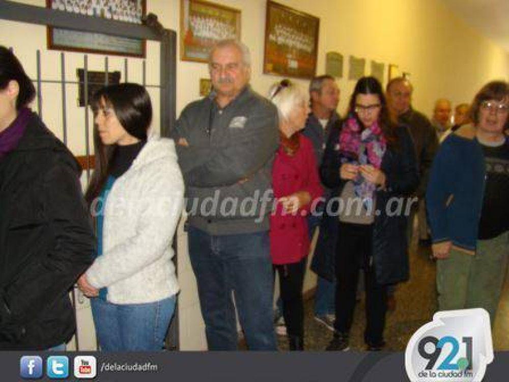 El candidato a concejal del Frente Progresista Cívico y Social agradeció a quienes lo felicitaron por el resultado electoral