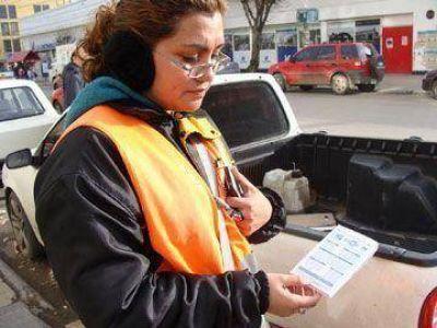 Suben estacionamiento a 4 pesos en microcentro