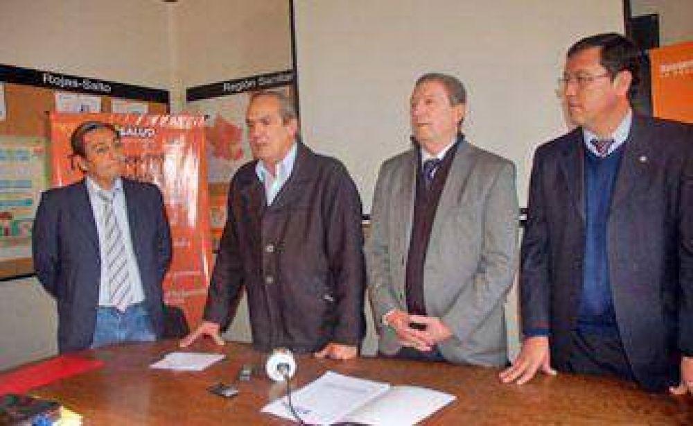 Jorge Adame asumió como director asociado de la Región Sanitaria IV