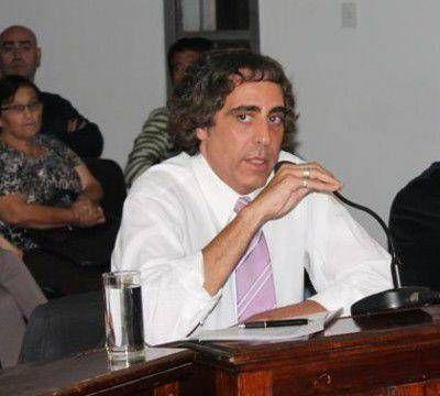 Pablo González podría dejar de ser concejal