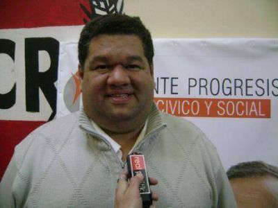 """Jorge Nedela: """"Le ganamos al oficialismo, significa que el discurso que planteamos tenía mucho asidero en la gente"""""""