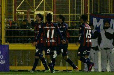 San Lorenzo ganó en Chaco y está en semifinales de la Copa Argentina