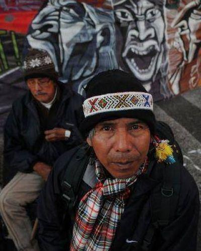 """Félix Díaz desmintió a Cristina: """"Los que votaron no son de la Comunidad Qom"""""""
