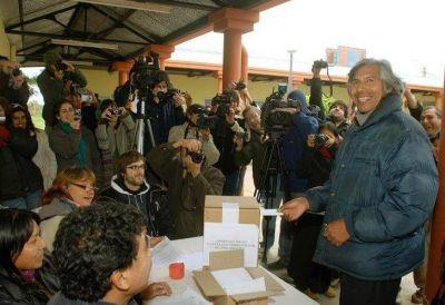 """Líder qom rechazó el relato post-PASO de Cristina: """"Fue el voto de los criollos"""""""