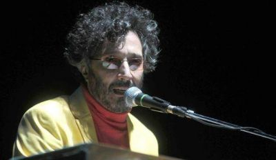 Fito P�ez, el gran ausente en el recital solidario en Rosario