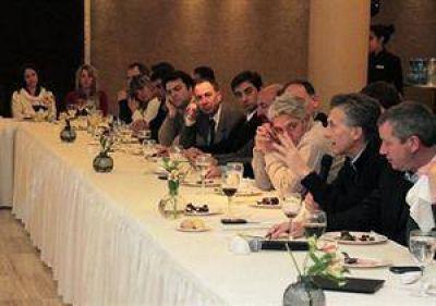 Macri respaldó a su tropa y tomó distancia del Frente Renovador