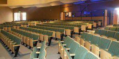 Habilitan refacciones en el Teatro de la Ciudad
