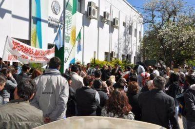 Vecinos autoconvocados y movimiento sociales reclamaron m�s seguridad ante legisladores