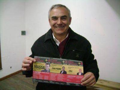 """Triunfo del Frente Renovador en Berisso: """"Ganarle a las dos vertientes del FpV es una satisfacción"""", expresó Ángel Celi"""