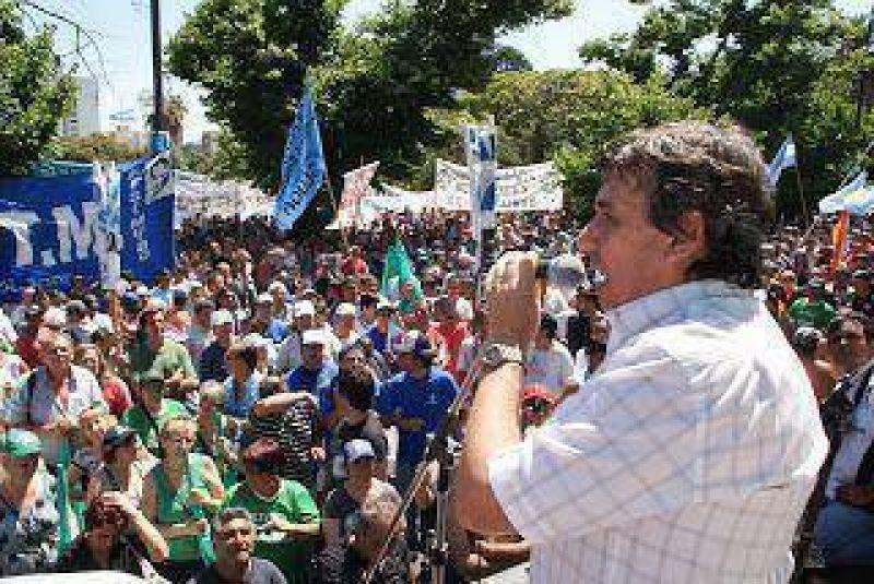 Municipales de Bragado reclaman aumento salarial