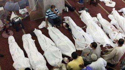 Masacre en Egipto: ascienden a más de 500 los muertos